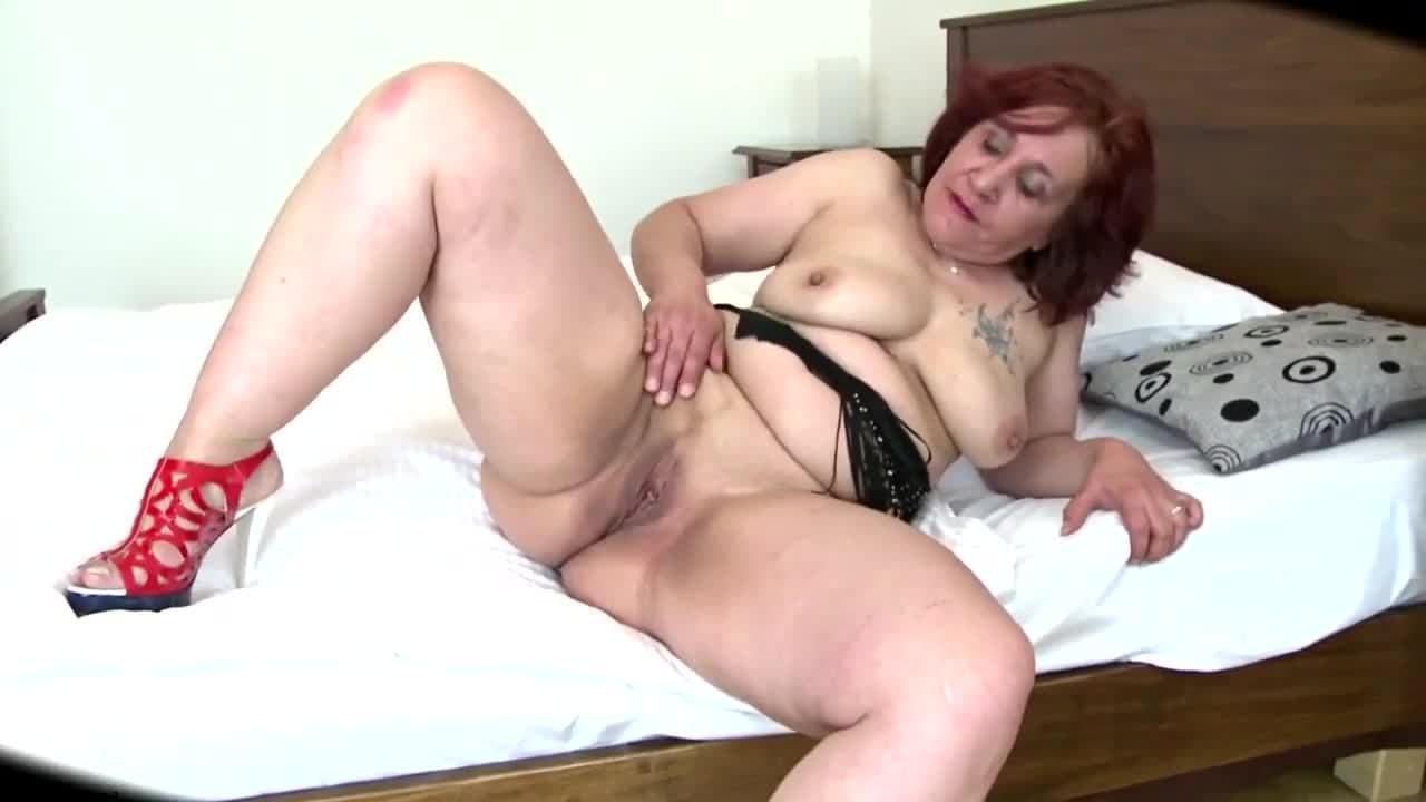 Aguelas Del Porno Aleman la abuela nunca se imaginó que la follarían en serviporno